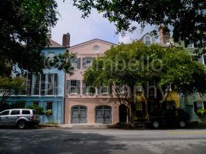 charleston, street, south carolina, rainbow row, houses, apartments