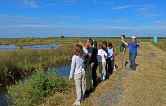 Chesapeake Bay - Maryland National Estuarine Research Reserve