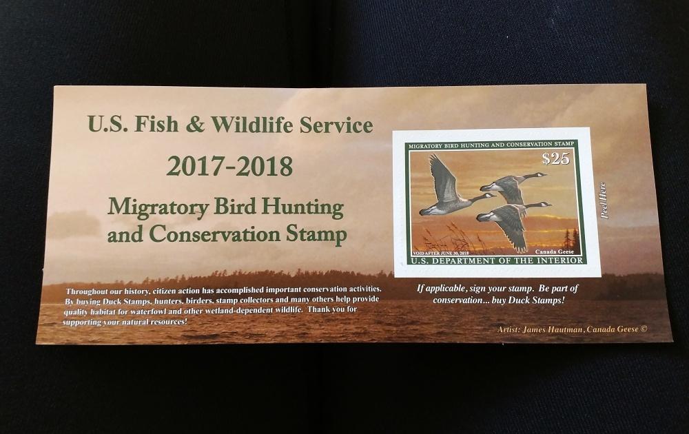 duck stamp, nature, national wildlife refuge
